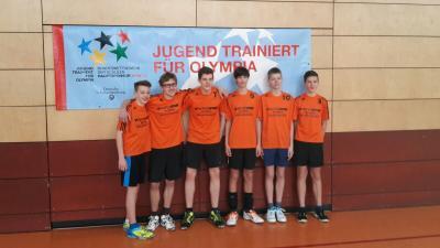 Fotoalbum WK III Jungen Volleyball