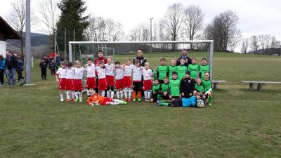 Fotoalbum E-Jugend SG Prackenbach - SSV Jahn Regensburg