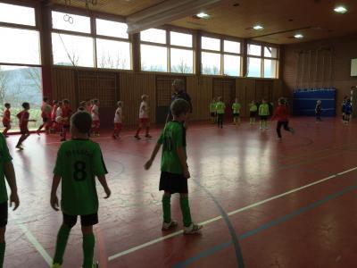 Fotoalbum Hallenturniere der E-Jugendmannschaften