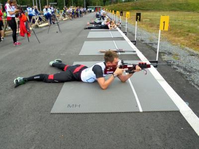 Fotoalbum Weltermeisterschaften Biathlon-OL, 13. bis 16.8.2015