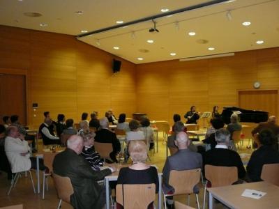 Fotoalbum Kammerkonzert Grand Duo Italiano