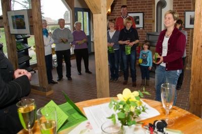Fotoalbum Eröffnung der Pfarrscheunensaison in Uelitz