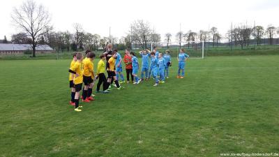 Fotoalbum Fußball D-Junioren: Kodersdorf - Bad Muskau 3:1