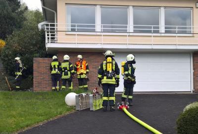 Fotoalbum Fehlalarm - gemeldeter Wohnhausbrand