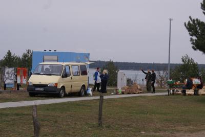 Fotoalbum Graffiti-Präventions-Projekt am Gräbendorfer See