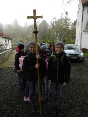 Fotoalbum Bittgang zum Lamberg, Mai 2016