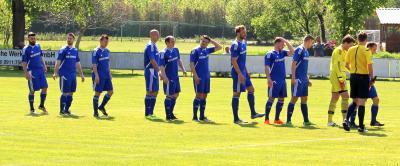 Fotoalbum ASV Vach - FC Vorwärts