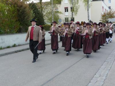 Foto des Albums: Sternmarsch beim 59. Bezitksmusikfest in Buchloe (04.05.2016)