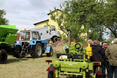 Fotoalbum Mühlenfest an Königs Mühle in Zechin