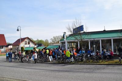 Fotoalbum 1. Tour de MOZ im Amt Brieskow-Finkenheerd
