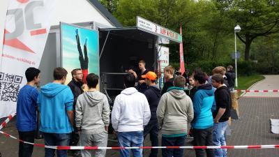 Fotoalbum Outdoor-Live-Werkstatt 18.05.16
