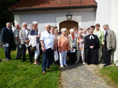 Foto des Albums: Jubelkonfirmation in Ziegenhain (22.05.2016)