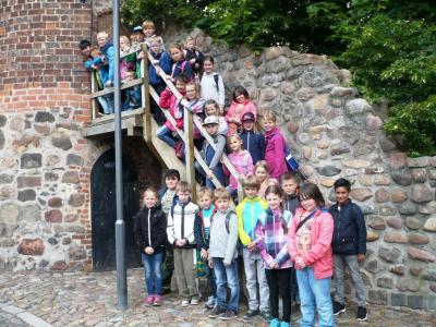 Fotoalbum Wandertag nach Burg