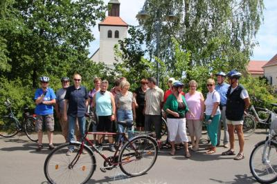 Fotoalbum Radtour 2016 nach Friedland