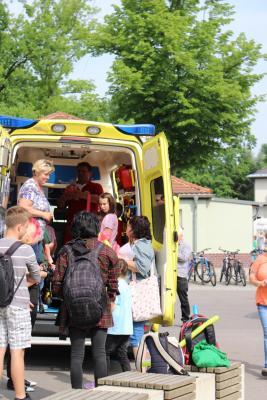 Fotoalbum Vorschulmesse der Carl Anwandter Grundschule