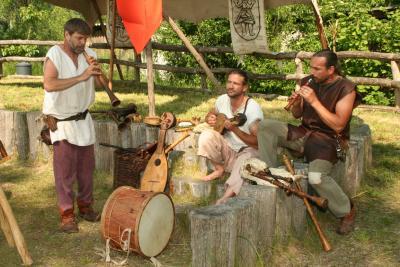 Fotoalbum 11. Fest des slawischen Mittelalters