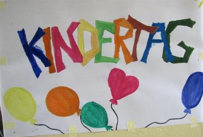 Fotoalbum Spaß- Sportfest zum Kindertag