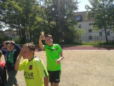 Fotoalbum Unsere Schul-Fußball- EM 2016