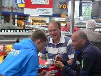 Fotoalbum RGSV Moosburg jubelt über die deutsche Vize-Meisterschaft 2016