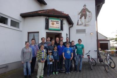 Fotoalbum Bogensport: Vereinsschießen und Grillabend