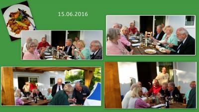 Fotoalbum Helfertreffen Vorbereitung Bürgerfest 2016