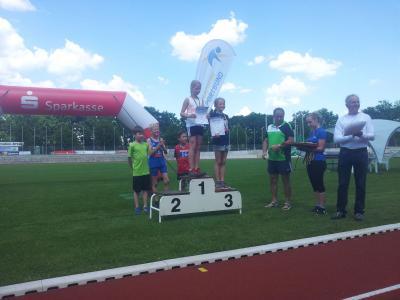 Fotoalbum Kreisjugendspiele der Leichtathletik in Zittau