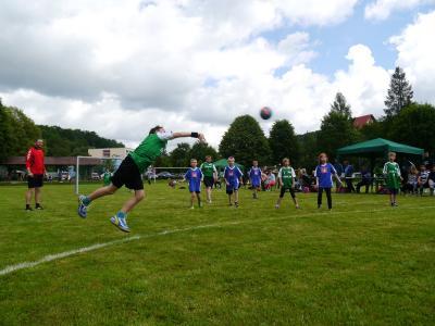 Fotoalbum Handballkids Sportfest 2016