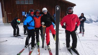 Fotoalbum Skiausfahrt ins Montafon 2016