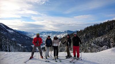 Fotoalbum Skiwochenende St.Johann 2016