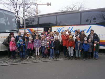 Fotoalbum Kinderausflug in den Zoologischen Garten Berlin