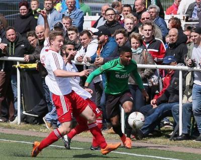 Fotoalbum 27.Sptg Victoria Seelow vs. Union Fürstenwalde 4:2