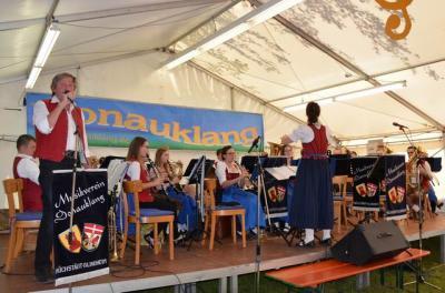 Fotoalbum Nordschwäbischen Blasmusikcup beim MV Donauklang
