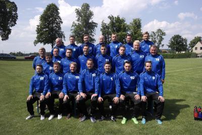 Fotoalbum Fußball: Sponsoren & Abschiednehmen zum Saisonabschluss 2016