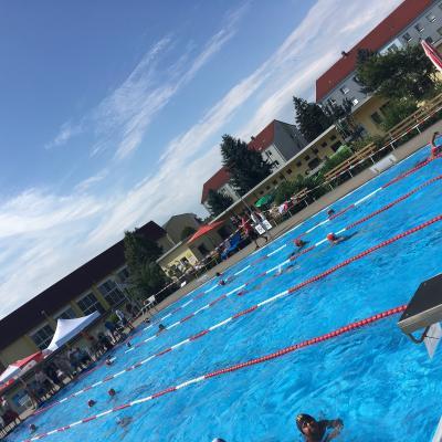 Fotoalbum 5. Tröbitzer 24 Stunden Schwimmen 2016