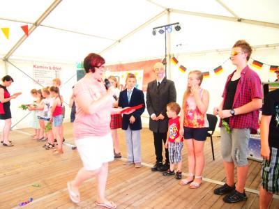 Fotoalbum Dorf- und Sportfest 2016