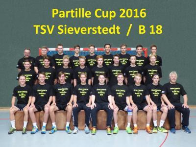 Fotoalbum Partille Cup 2016