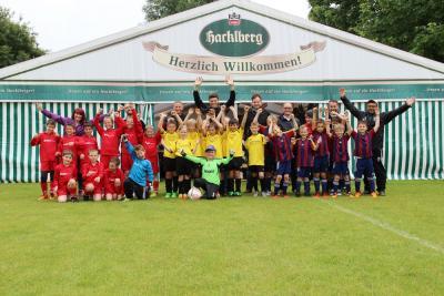 Fotoalbum F-Jugend Turnier - im Rahmen des Sonnwendfestes 2016