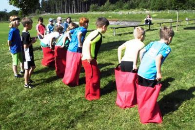 Fotoalbum Sportfest der Grundschule