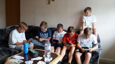 Fotoalbum Kinderhort Buratino in Ossa 2016