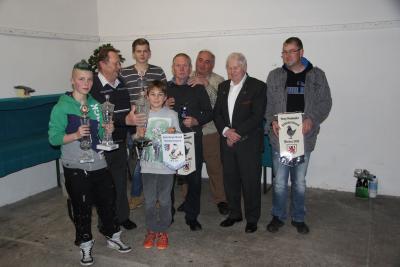 Fotoalbum Ehrung Vereinsmeister 2015  u. Weihnachtsfeier