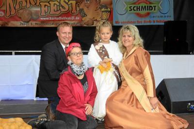 Fotoalbum 22. Genthiner Kartoffelfest 2015