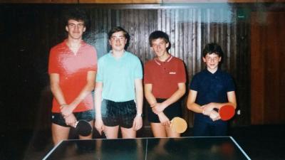 Fotoalbum Eine Bildreise in die Tischtennis-Abteilung