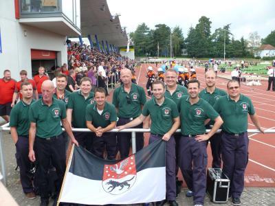 Fotoalbum Deutsche Feuerwehrmeisterschaften 2016