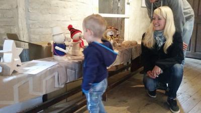 Fotoalbum Markt in der Mühle