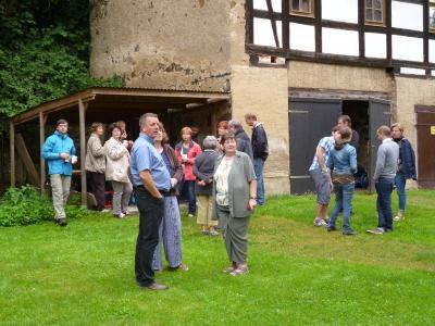 Foto des Albums: Sommer der Begegnung in Leuben/ Pfarrhof (02.07.2016)