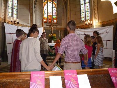 Foto des Albums: Gottesdienst zum Schulbeginn in Leuben (07.08.2016)