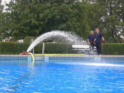 Fotoalbum Sommer Pool Party