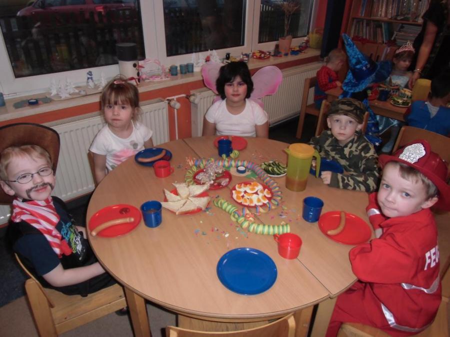 tanz fasching kindergarten