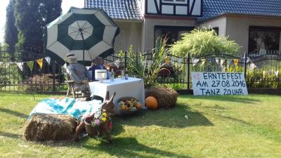 Fotoalbum Erntefest in Garz / Hoppenrade