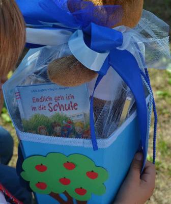 Fotoalbum Einschulung 2015/16 - Evang. Grundschule Tröbitz